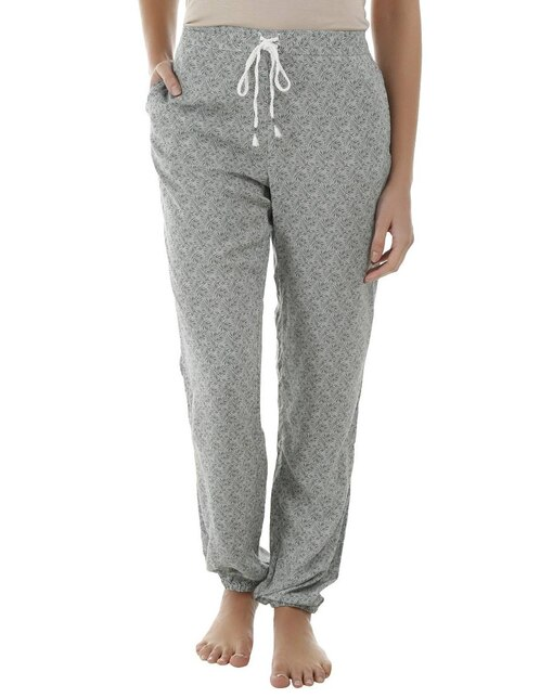 Pantalón pijama con diseño gráfico ETAM Hugo verde olivo 86fa09c8a1d3